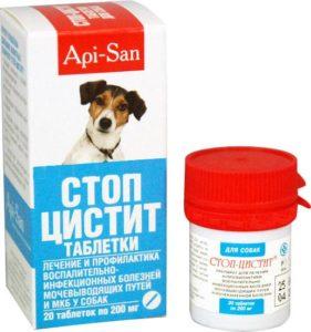 Как проводить лечение кошки препаратом Стоп-цистит